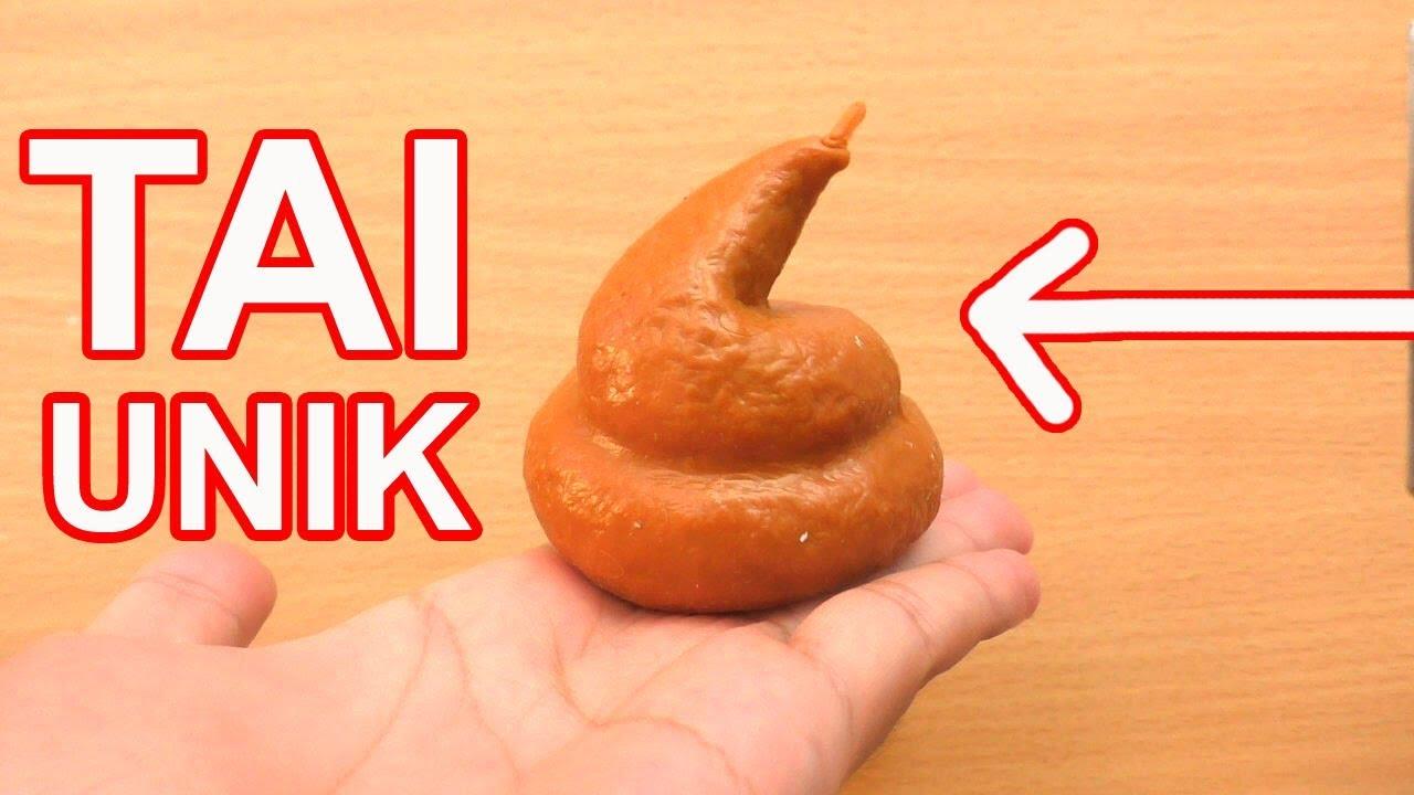 5 TAI UNIK BERFAEDAH - YouTube