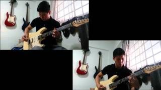 Laid to Rest Instrumental Cover - Kelvin Lau