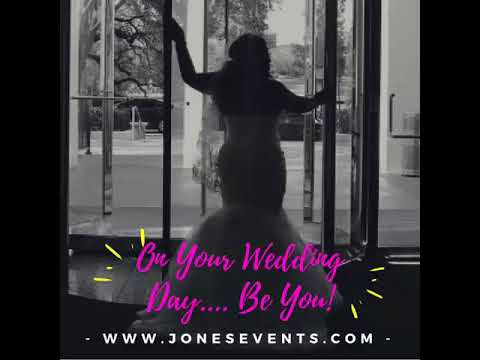 On Your Wedding Day.... Be You!!