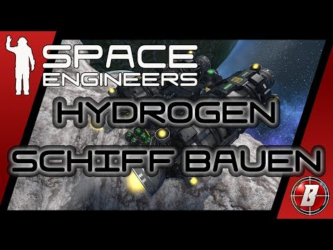 Hydrogen Schiff bauen 003 Space Engineers Tutorial Deutsch German