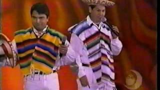 Huarachín y Huarachón -BOLERO A LA MUJER-, 1997..VOB