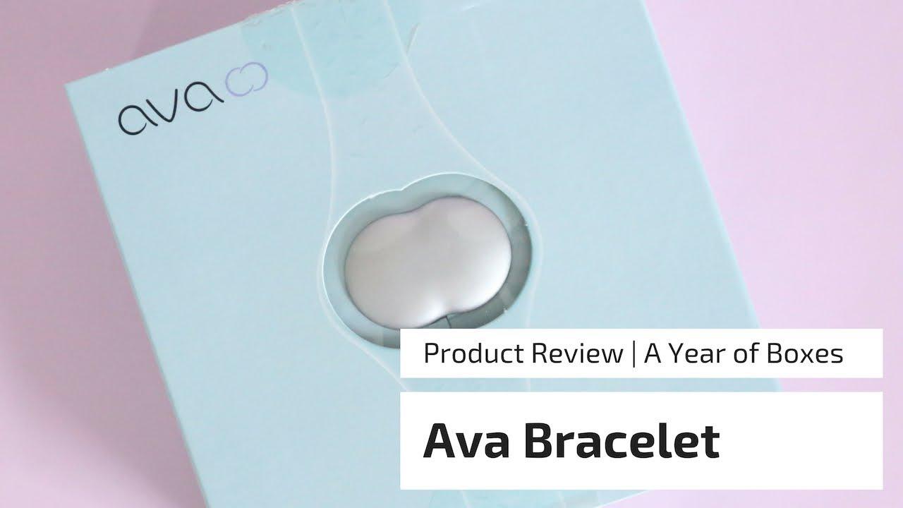 Ava Bracelet Product Review Smart Ovulation Tracking Bracelet Youtube