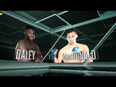 Bellator 179: Daley vs. MacDonald Fight Highlights