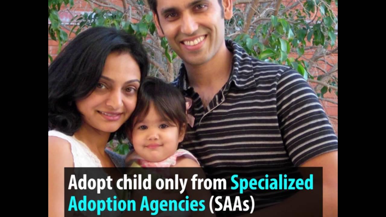Child adoption - YouTube