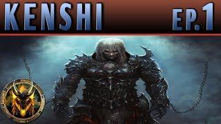 Kenshi PC Sandbox RPG - EP1 - IMPRISONED!