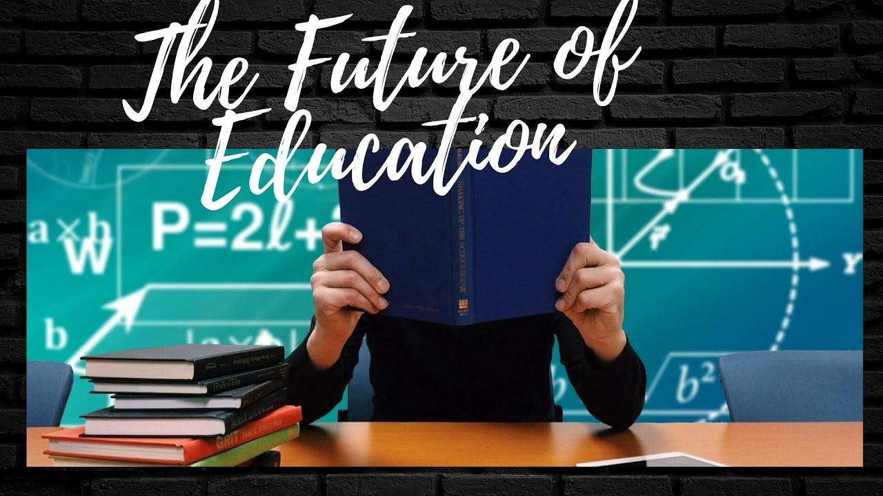 The Future of Education - The Three Major Disruptions Revelaed