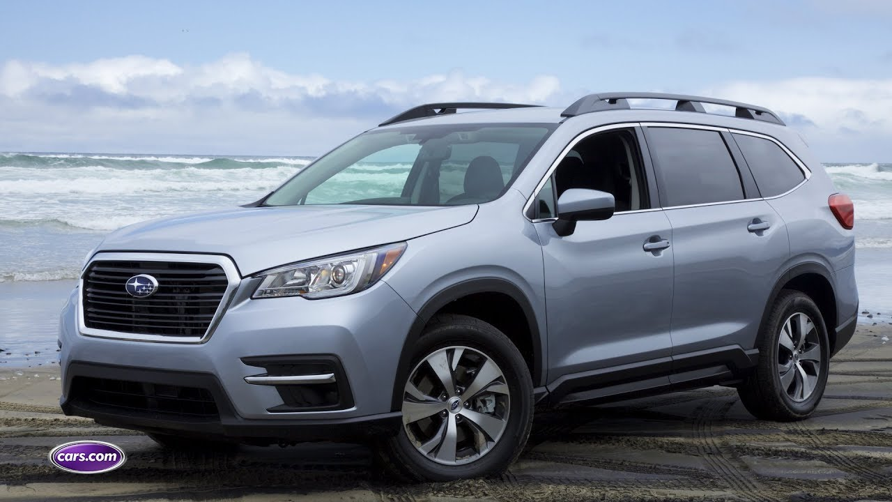 2019 Subaru Ascent: First Drive — Cars.com - YouTube