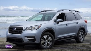 2019 Subaru Ascent: First Drive — Cars.com