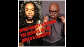 Larry D. Reid Talks Behind the Scene's of The Queens Court & Spirituality!