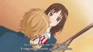 Kyouya Sata x Erika Ookami Shoujo to Kuro Ouji - Ep 5 (Merry ...