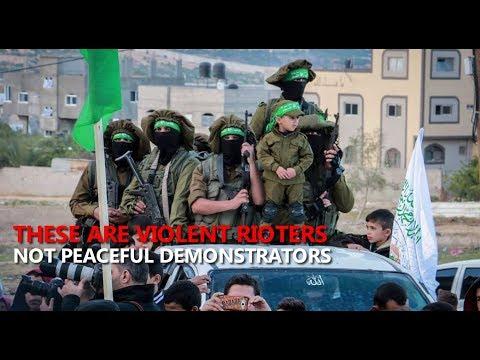Hamas is preparing for violence on the Israeli border
