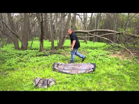 Ameristep Doghouse Blind Video Doovi