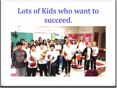 The Flipped Classroom  Growing Student Engagement in Elementary Instrumental Music