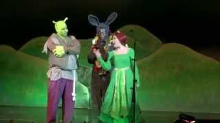 I Think I Got You Beat from Shrek the Musical at GAMP