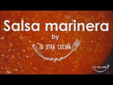 En la cocina trucha a la marinera 13 de agosto 2015 tel for Hacer salsa marinera