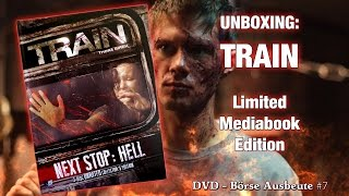 Unboxing - TRAIN - Limited Mediabook Edition