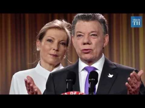 2016 Nobel Peace Prize to Colombian president, explained