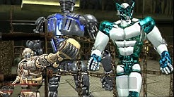 REAL STEEL ONLINE-UNKNOWN ROBOT vs TURBO + DLC STAGE 1 ( AMBUSH & VESPULA, FUSION, SCORPIO)
