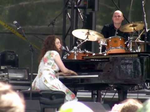 Regina Spektor - Laughing With - live @ Bonnaroo 2010