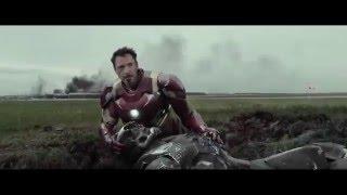 Первый мститель 3 трейлер на русском Гражданская война 2016 HD