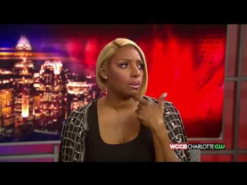 Real Housewife of Atlanta Nene Leakes talks about new comes show, RHOA cast & career