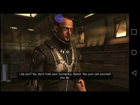 Deus Ex fall part 3 game play  
