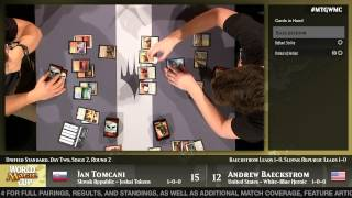 World Magic Cup 2014 Stage 2 Round 2 (Unified Standard): Slovak Republic vs. United States