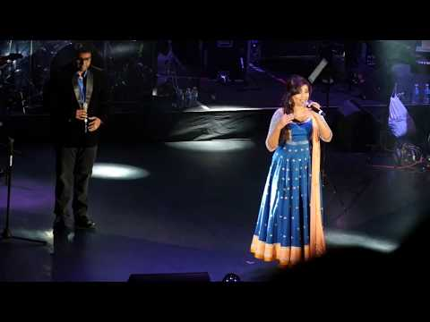 """Aashiyan"" by Shreya GhoshalFilm (Barfi)Live In London 2016"
