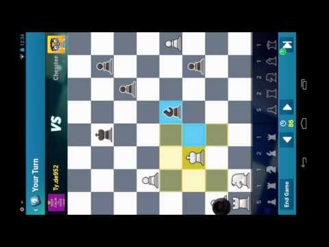 Chess gameplay Ukip gamers.