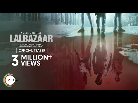 Lalbazzar Official Teaser | Kaushik Sen, Sabyasachi Chakraborty | ZEE5 upcoming web series