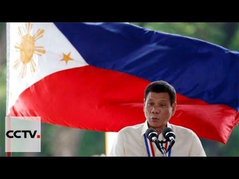 Interview with Philippine president Rodrigo Duterte