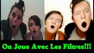 ON JOUE AVEC LES FILTRES!!!