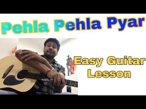 kabir-singh:-pehla-pyar-kabir-singh:-pehla-pyar-|-guitar-cover-|-guitar-lesson-|-guitar-chords