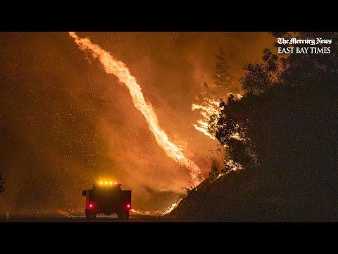 #BearFire Evacuee Narrates Harrowing Berry Creek Firestorm Survival