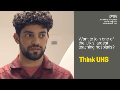 UHS Jobs | Think Radiography