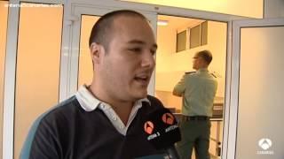 Ilusión y nervios en las oposiciones de ingreso en la Guardia Civi