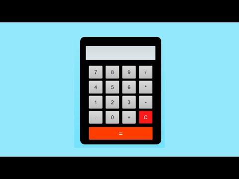 Build Calculator using HTML,CSS & Javascript thumbnail