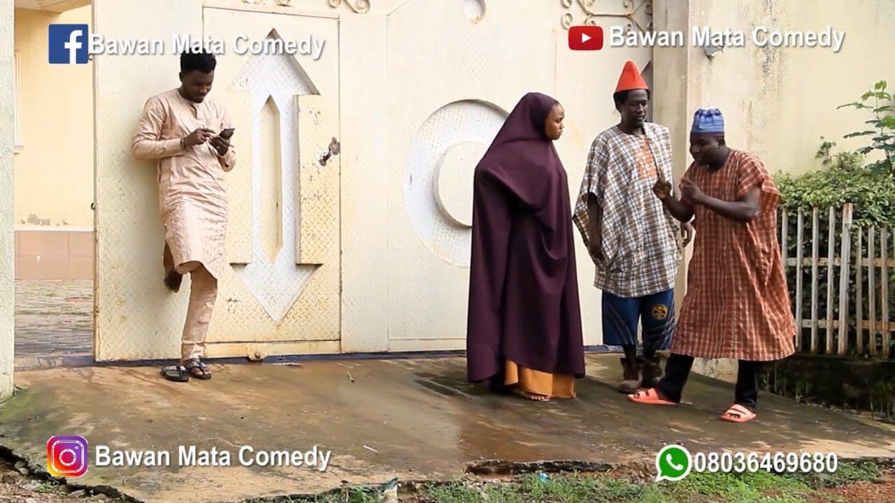 Download Kalli Sabon Comedy Madagwal Dan Soyayya (Musha Dariya) 2020