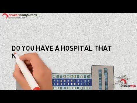 Hospital Management System by Powerweb in Tanzania