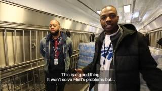 Amtrak Water Delivery to Flint thumbnail