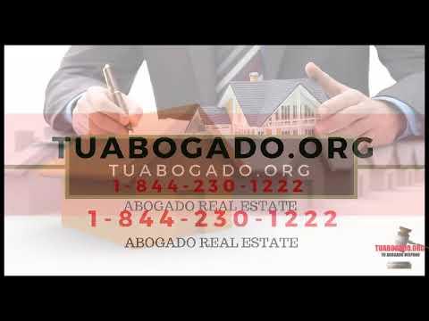 Abogado Real Estate Fontana California