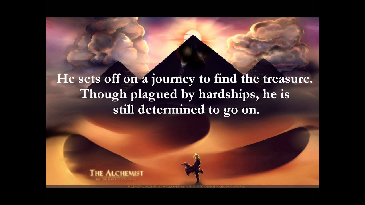 the alchemist book review trailer