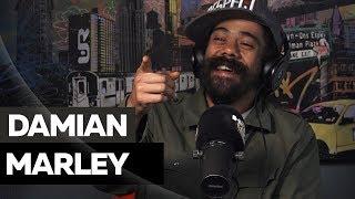 Damian Marley On Working w/ Jay-Z, Family Reunion + Legalization of Marijuana