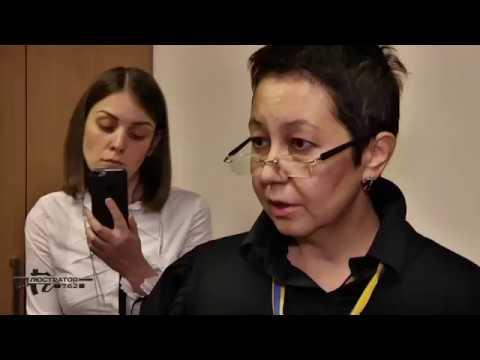 Олена Первушина - голова Голосіївського райсуду Києва
