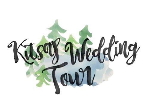 Kitsap Wedding Tour   Washington   esmichele productions