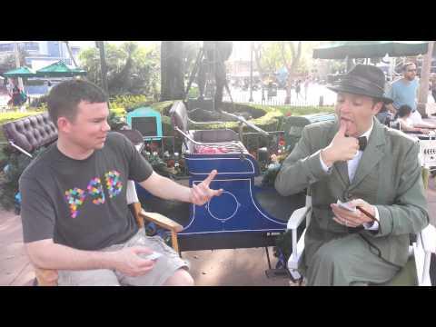 Bill Gets Interviewed