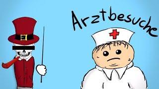 Arztbesuche [Tutorial] - Tommys lehrreiche Lehrfilme #Satire