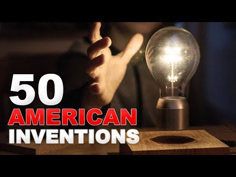 50 American Inventions