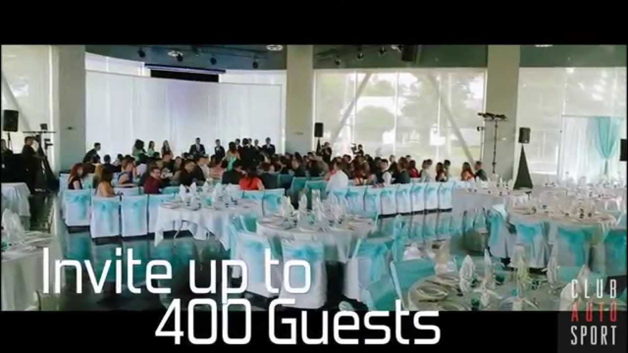 A Wedding Time Lapse At Club Auto Sport