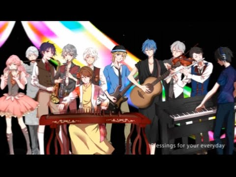 【11-Instrument Collaboration Cover】Blessing